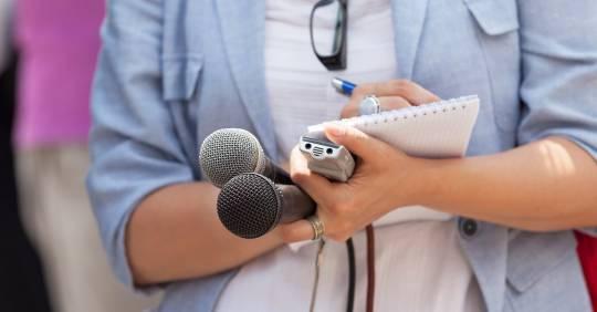 Press, Journalism, Interviews
