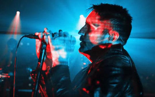 NIN, Nine Inch Nails, NIN live, 2018, Nine Inch Nails Live