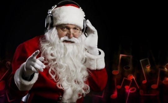 Rock Santa