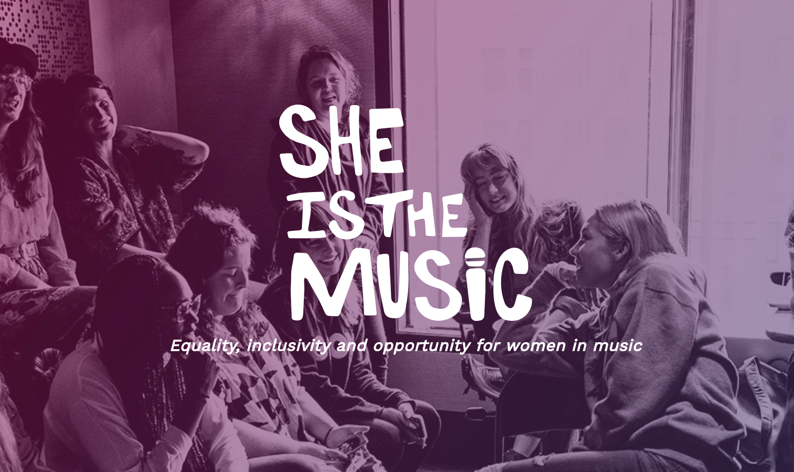 She Is The Music, Women in Music