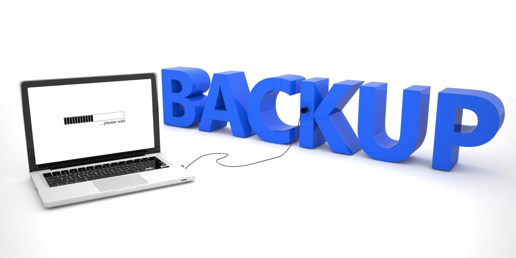 backup, backups, back up your data, archive your data