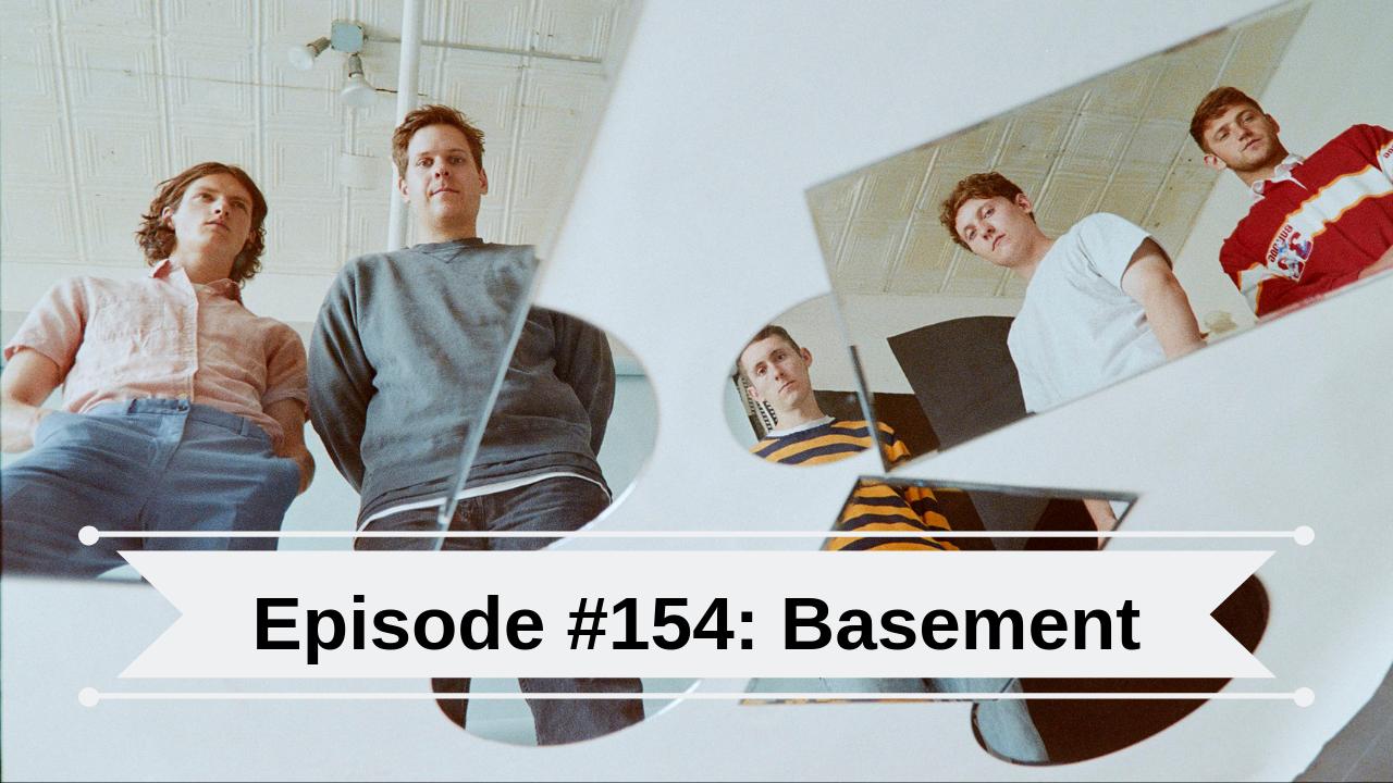 Basement, Alex Henery, Basement Music, Inside Music, Inside Music Podcast, James Shotwell, Haulix, Haulix.com