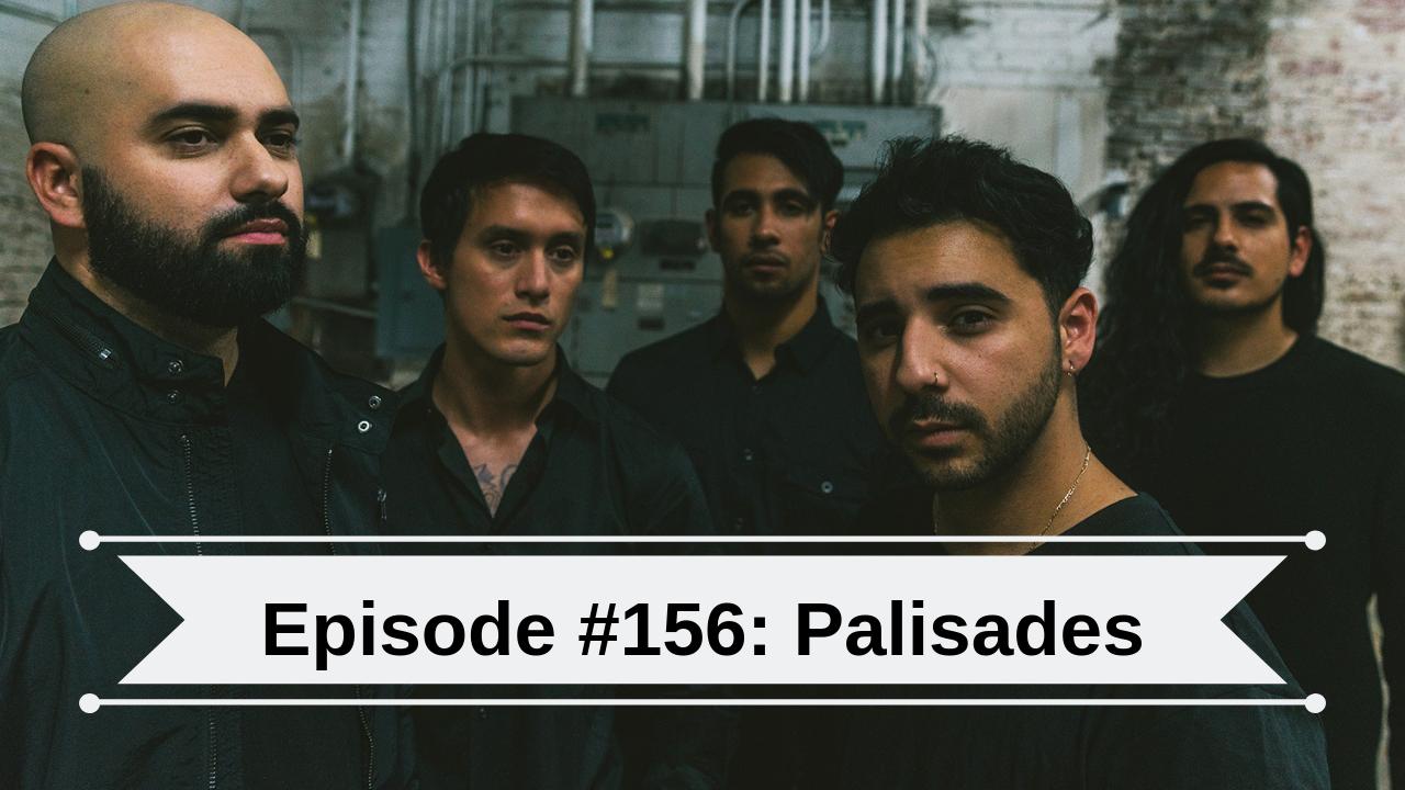 Palisades, Podcast, Inside Music Podcast, Lou Miceli