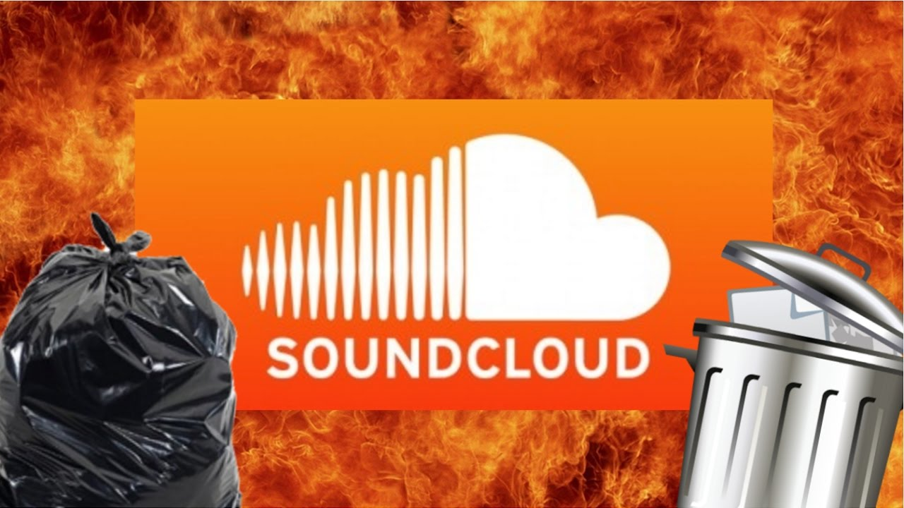 You shouldn't use Soundcloud to promote unreleased music