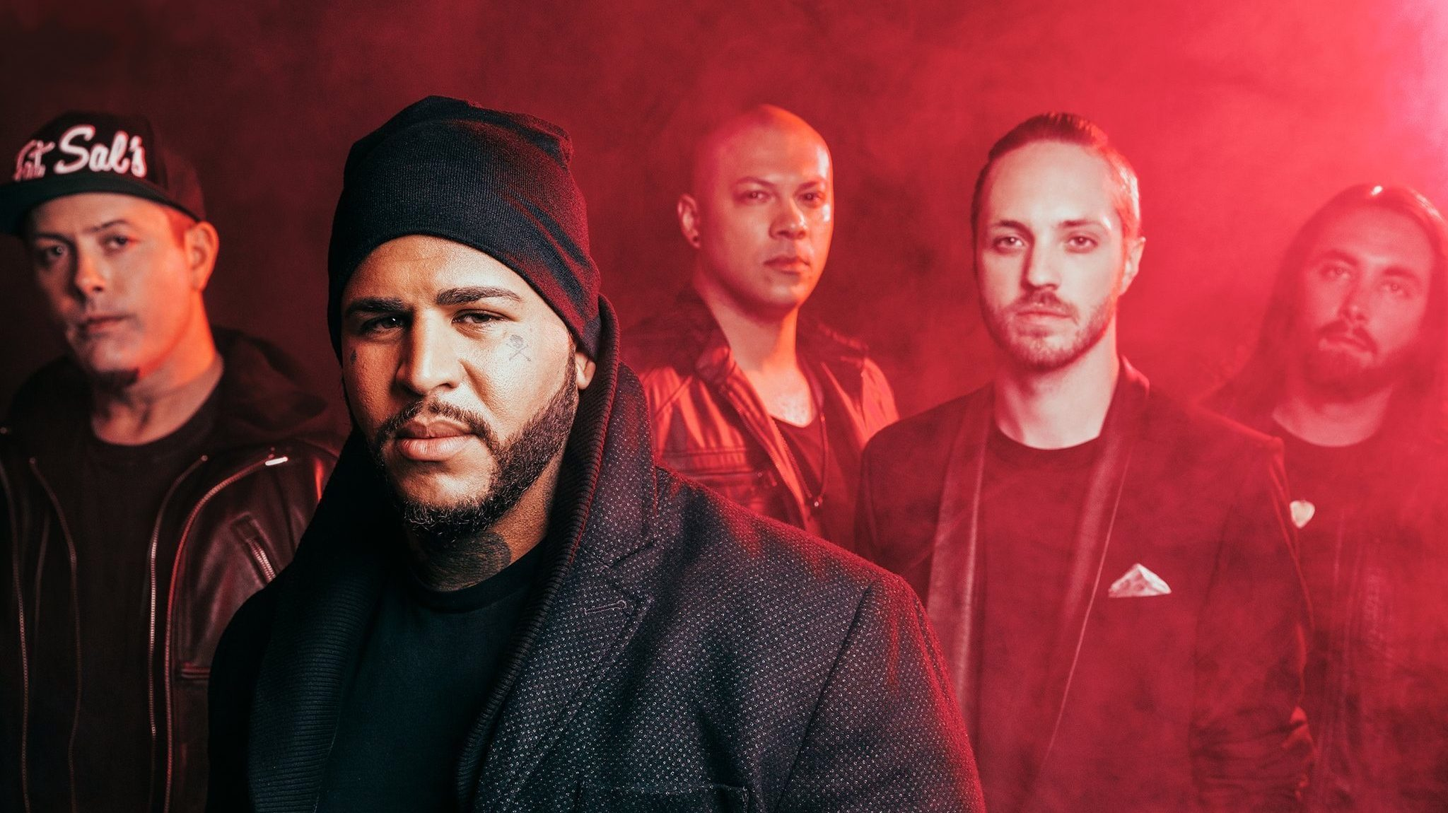 Inside Music Podcast #174: Bad Wolves (Tommy Vext)